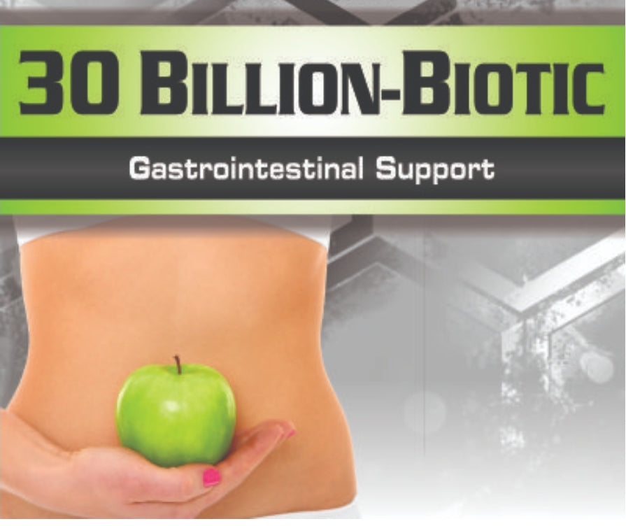30 Billion CFU Probiotic 30 Capsules