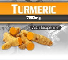 Load image into Gallery viewer, Turmeric 60 Capsules