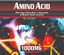 Load image into Gallery viewer, Amino Acid 1000mg 100 Tablets