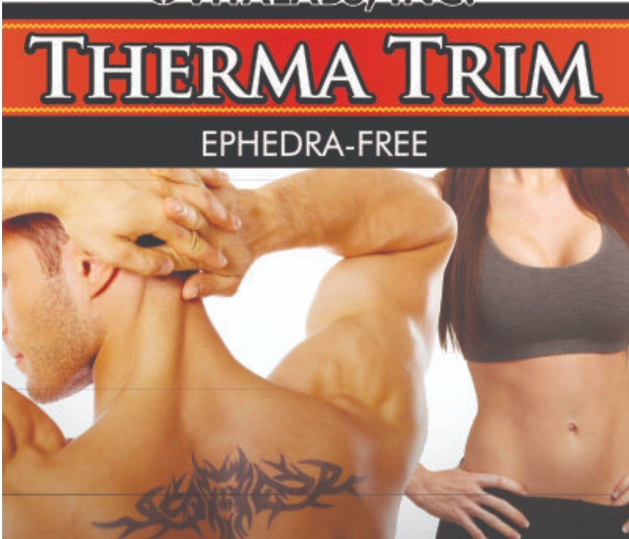 Therma Trim Thermogenic 180 Capsules