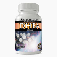 Load image into Gallery viewer, DHEA 100mg 30 Capsules