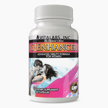 Load image into Gallery viewer, G-Enhancer for Women 60 Capsules