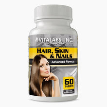 Load image into Gallery viewer, Hair Skin and Nails 60 Capsules
