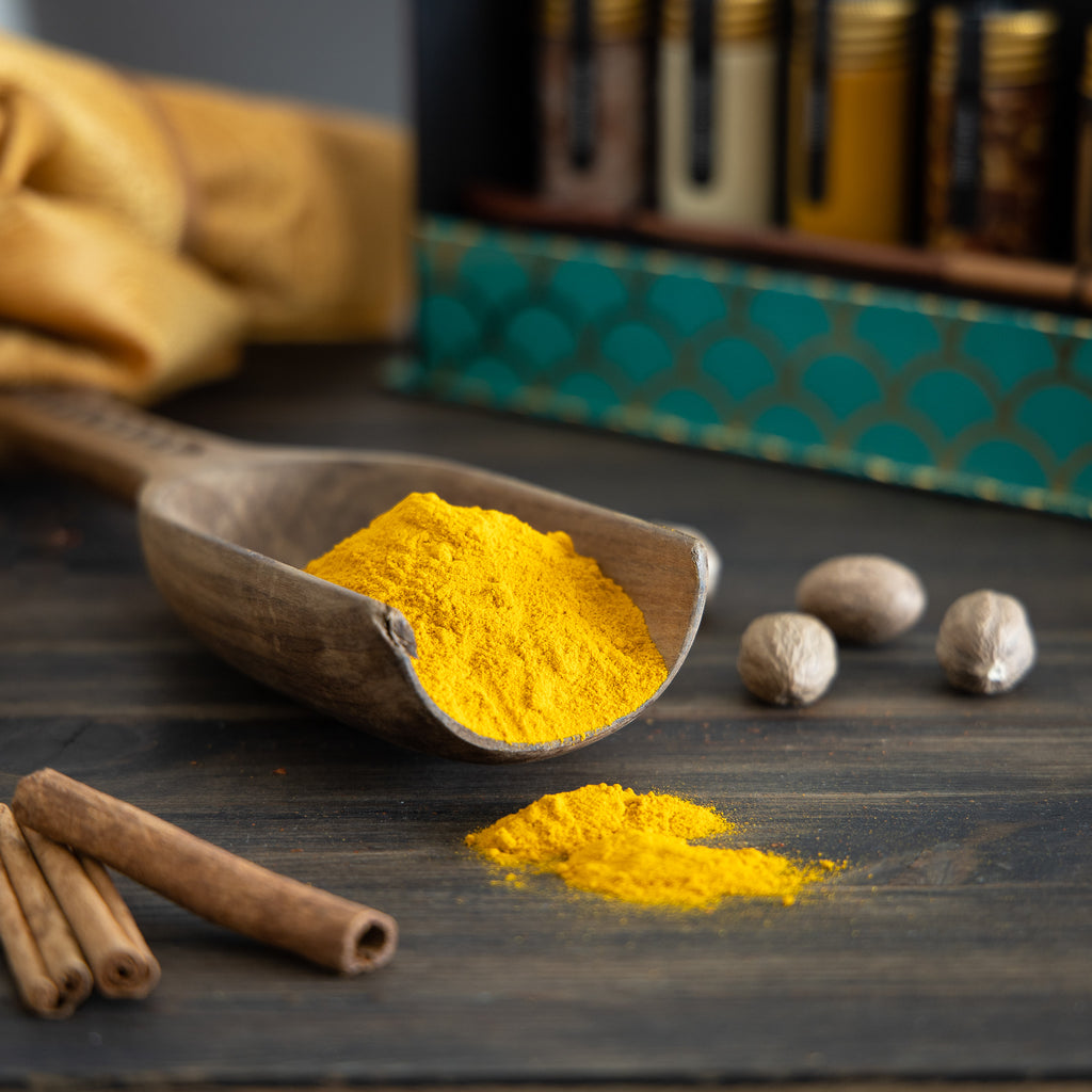 Spice of the month - Turmeric