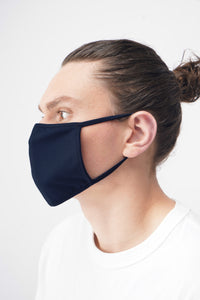2-Ply Blank Cloth Face Mask (500 minimum)