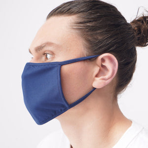 3-Ply Blank Cloth Face Mask (500 minimum)