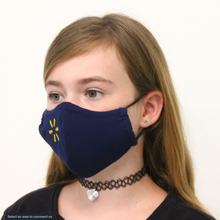 Load image into Gallery viewer, Youth 3D Toggle Branded Face Mask (500 minimum)