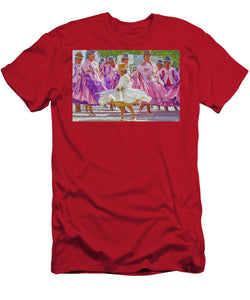 A.I. Collection A Dancing Girl, Bolivia - T-Shirt