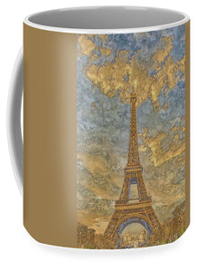 A.I. Collection Eiffel Tower Sunset - Mug