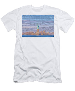 A.I. Collection Liberty of Statue, NYC - T-Shirt
