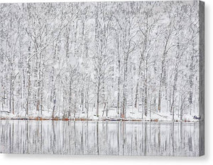 A.I. Collection Winterland - Canvas Print