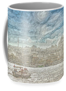A.I. Collection Istanbul - Mug