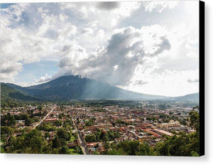 Antigua, Guatemala - Canvas Print - elee photo arts
