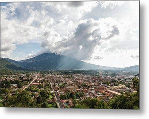 Antigua, Guatemala - Metal Print - elee photo arts