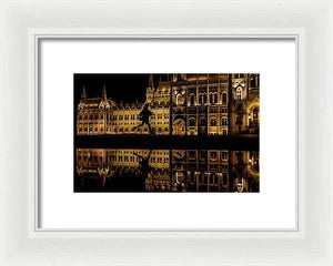 Budapest, Hungary - Framed Print - elee photo arts