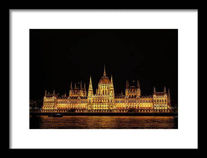 Budapest II,Hungary - Framed Print - elee photo arts