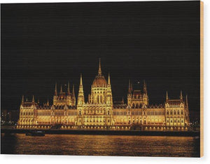 Budapest II,Hungary - Wood Print - elee photo arts