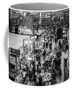 Central Market Hall, Hungary - Mug