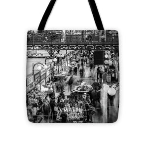 Central Market Hall, Hungary - Tote Bag