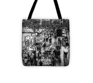 Central Market Hall, Hungary - Tote Bag - elee photo arts