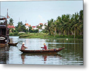 Hoi An, Vietnam - Metal Print - elee photo arts