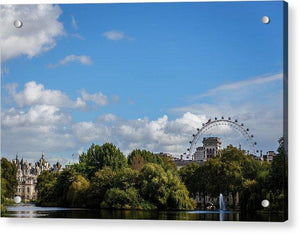 London, UK - Acrylic Print - elee photo arts