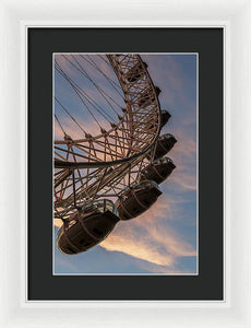 London, UK - Framed Print - elee photo arts
