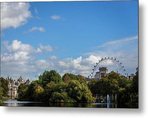 London, UK - Metal Print - elee photo arts