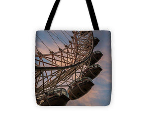 London, UK - Tote Bag - elee photo arts