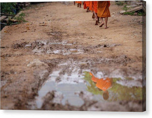 Muang Ngoy, Laos - Canvas Print - elee photo arts