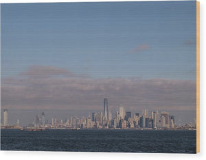 New York, USA - Wood Print