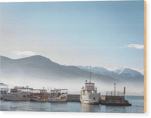 Ohrid, Macedonia - Wood Print - elee photo arts