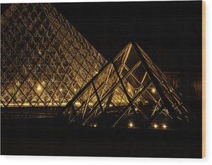 Paris, France - Wood Print - elee photo arts