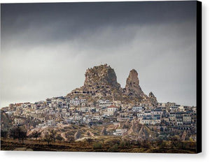 Uchisar,Turkey - Canvas Print - elee photo arts