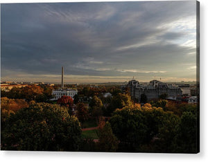 Washington DC, USA - Acrylic Print