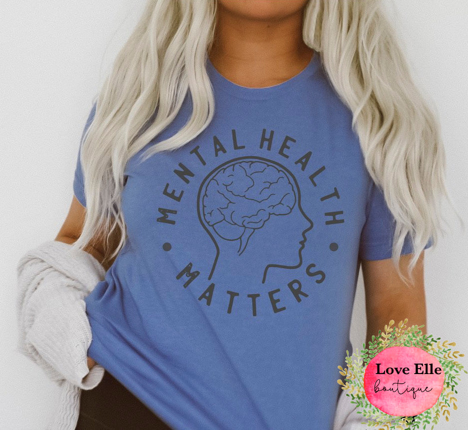 Mental Health Matters Shirt