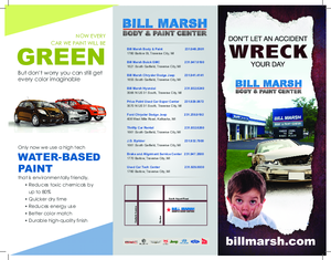 Brochure, Premium High-Gloss UV Paper Stock