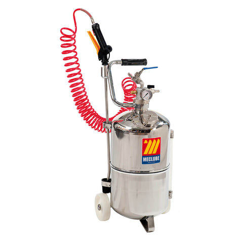 Mobile cleaning station- Pressurised 316 SS food safe construction  050-1511-000