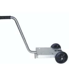 Pump trolley for food grade diaphragm pumps meclube