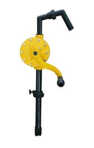 "ROTARY HAND PUMP - CHEMICAL 2"" BUNG"