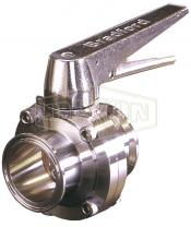 Butterfly Valves - Pull, Infinite and Trigger