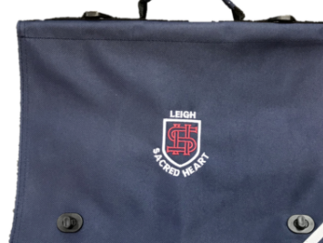 Leigh Sacred Heart Catholic Primary School Bookbag with LOGO