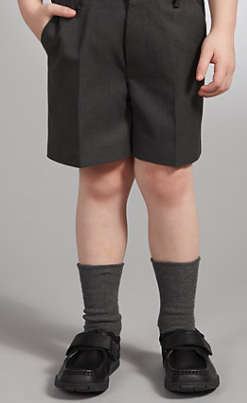 Leigh St John's CE Primary School Grey School Shorts