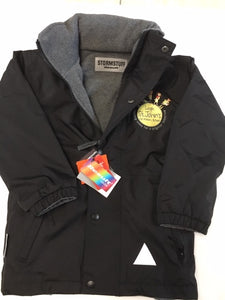 Leigh St John's CE Primary School  Coat with LOGO