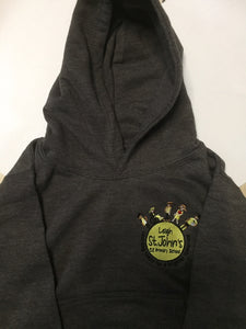 Leigh St Johns  Primary School P.E.Outdoor Hoody with LOGO