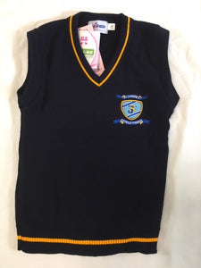 St Joseph's Catholic Primary School  Knitted Tank Top with LOGO