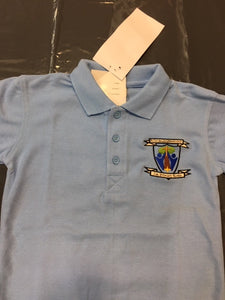 Christchurch Pennington C.E. Primary School Polo Top with LOGO