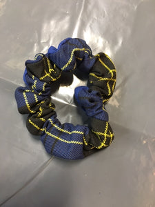 St Michaels Howe Bridge Primary School Tartan Bespoke Scrunchie (Optional)