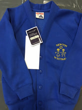 Load image into Gallery viewer, Newton West Park Primary School Cardigan with LOGO