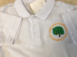 Lowton Junior & Infants School Polo Top with LOGO